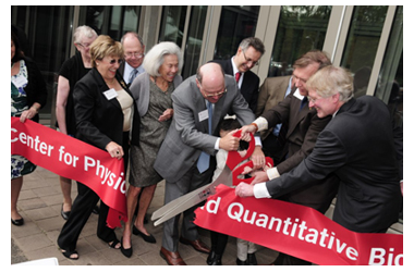 ribbon cutting photo